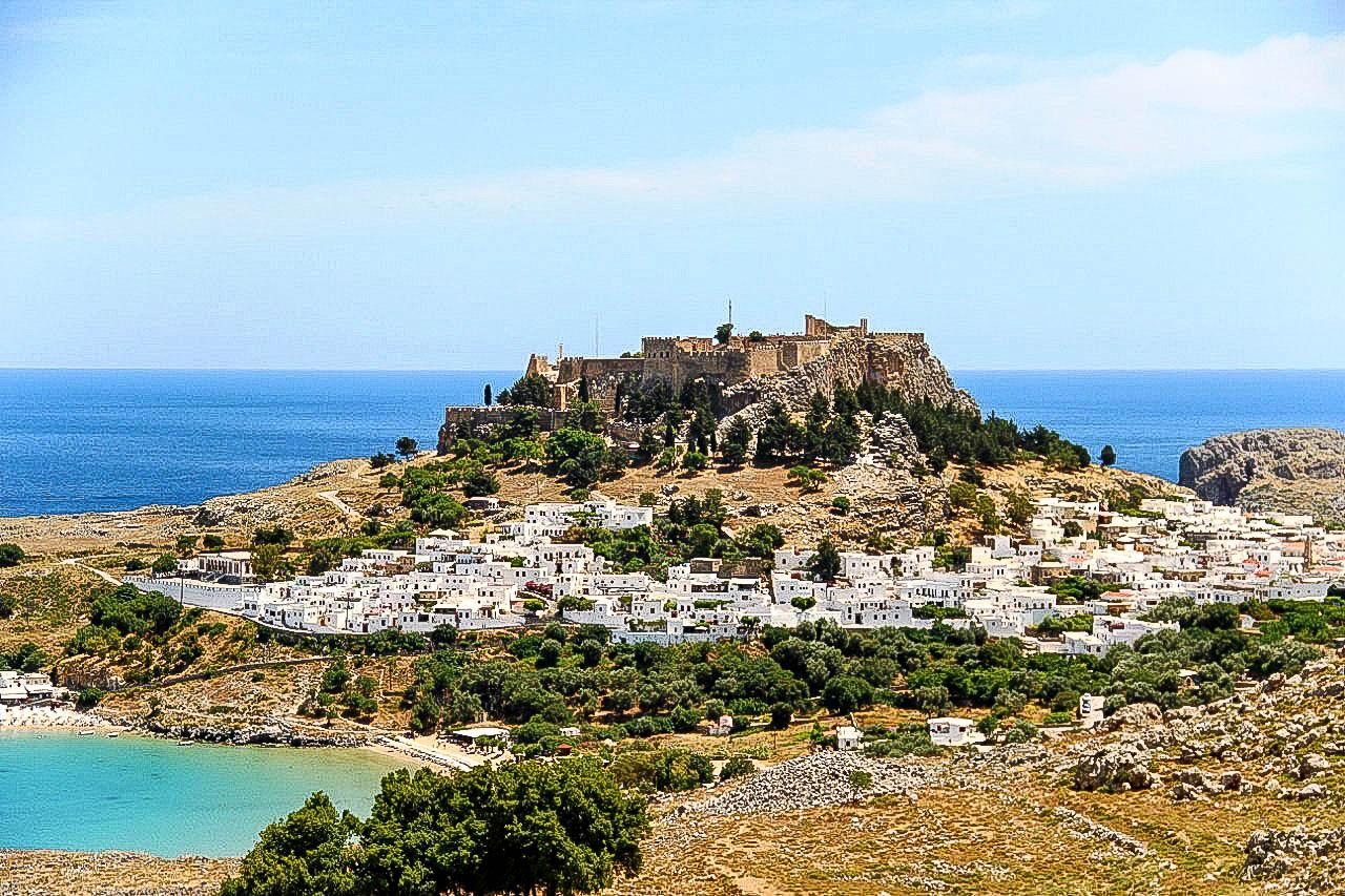 Греция родос в картинках